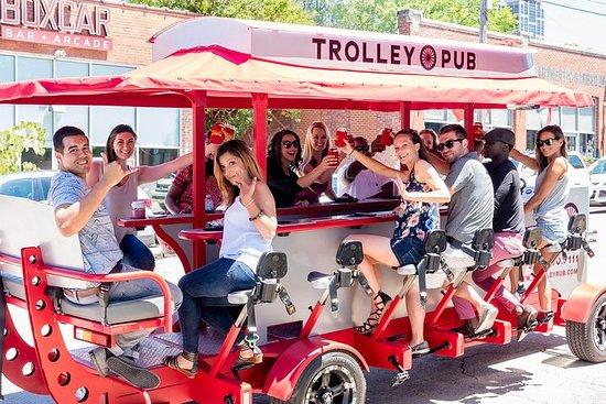 Visite publique du Trolley Pub