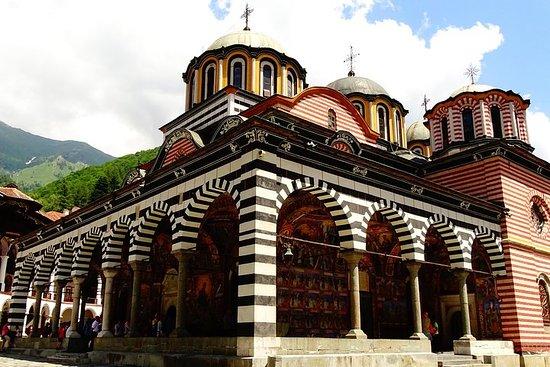 UNESCO-Nationalschätze Rila-Kloster...