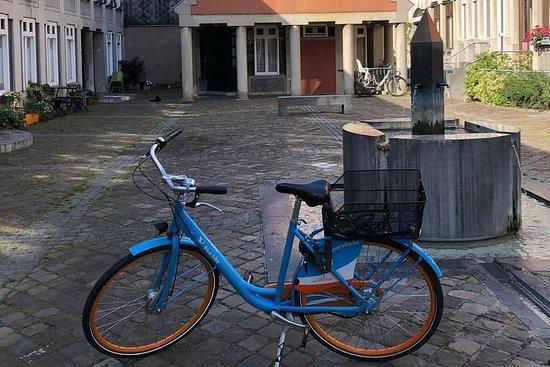 Excursão de bicicleta guiada em Liège