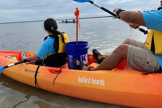 Two-Hour Tandem Kayak Rental