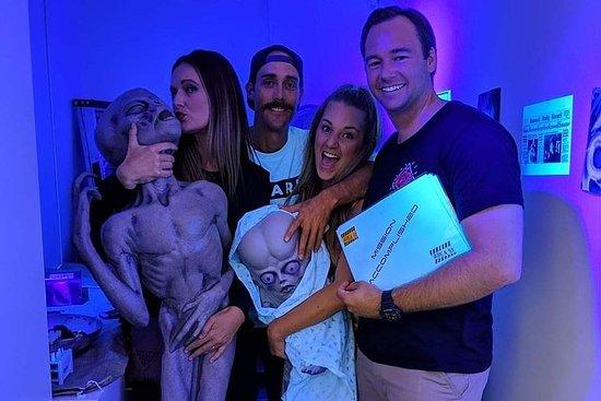 Area 51 Escape Room (3pm)
