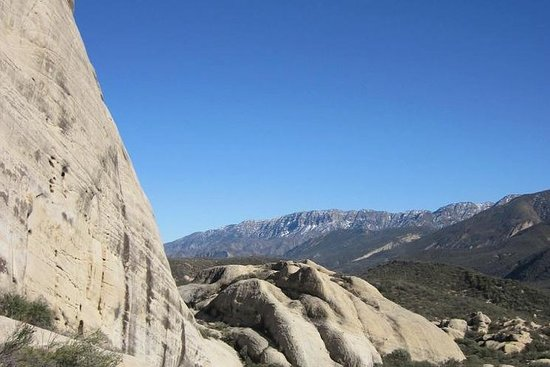 Piedra Blanca / Sespe Wilderness Day Fottur