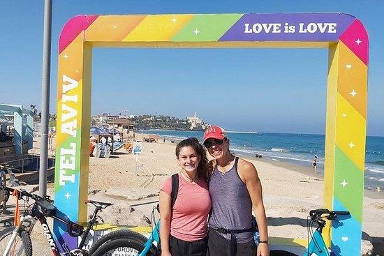 特拉维夫Jaffa导游自行车之旅