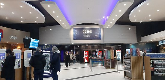 Odeon Cinema Glasgow Quay 2020 All You Need To Know Before
