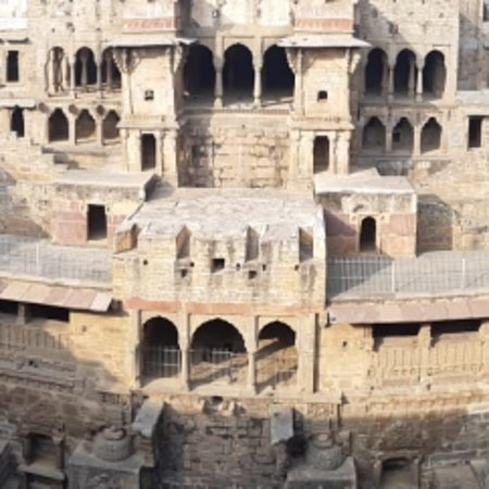 Amber fort Jaipur & Abhaneri step well
