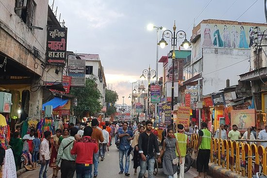 Private Guided City Tour in India