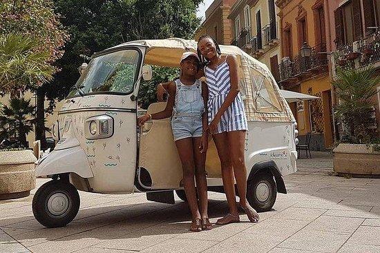 Apelisetta tuk tuk: tour Cagliari