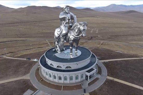 Excursion d'une journée à Gengis Khan...
