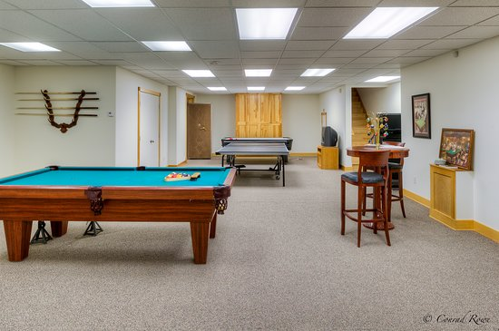 Trout Creek, MT: Game Room