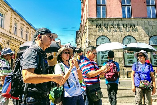 Sarajevo cool museums tour – fotografia