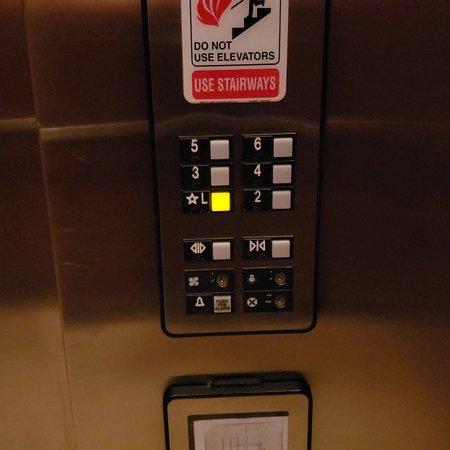 Otis series 1 elevators