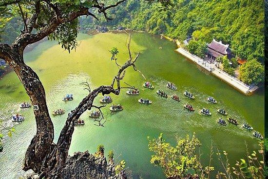 Bai Dinh Pagoda Trang uma excursão de...