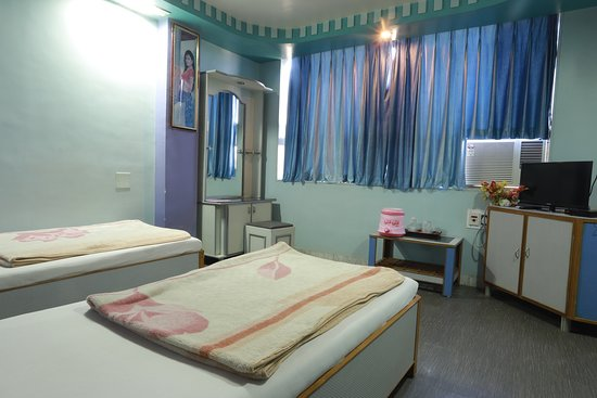 Amreli, India: Deluxe AC Room