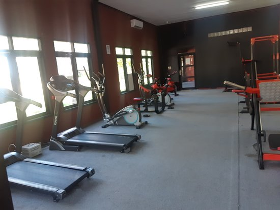 Holiday Fit Gili Air Gym Centre 2