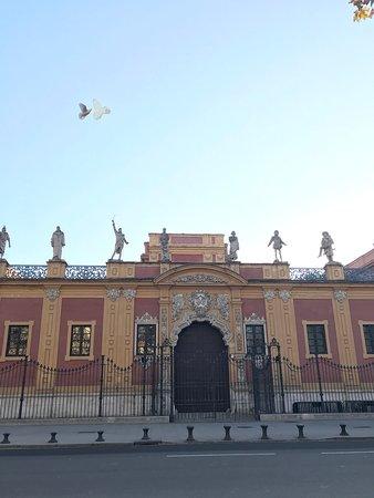 Palacio De San Telmo Seville 2020 All You Need To Know