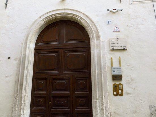 Palazzo Carli Benedetti