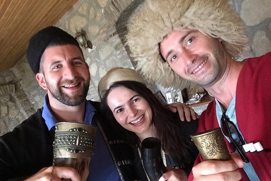 Winery Tour In Kakheti Region with...