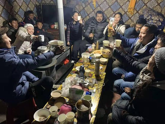 7-Night Lhasa to Everest Base Camp Classic Tour: Everest Base Camp Guest House