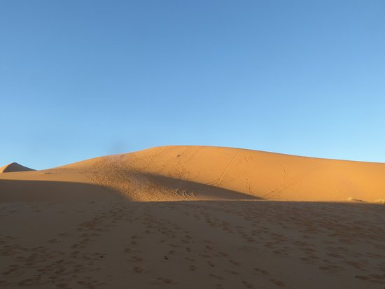 Meknes-Tafilalet Region, Maroko: Dunes