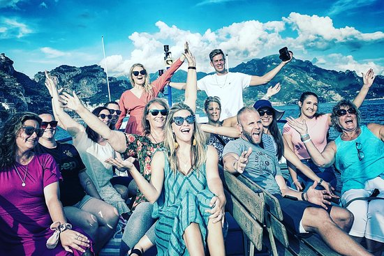 Insider Private Tours of Amalfi Coast,Capri,Pompeii,Rome,Florence - Milo Tours Van & Boat Transfers