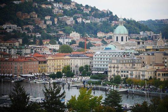 Como-byen og dens historiske private...