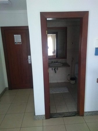 Suíte: banheiro social