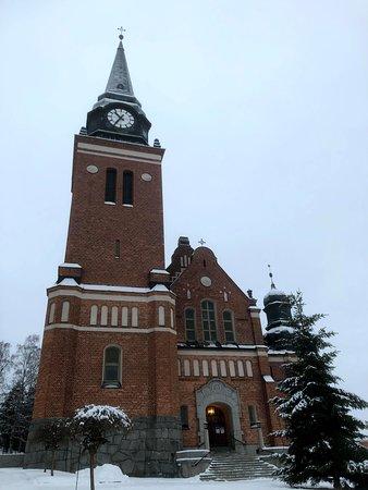Ornskoldsvik Municipality, Sweden: Örnsköldsvik Church