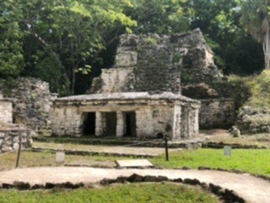 图卢姆的Sian Ka'An和Muyil考古遗址之旅照片