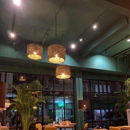 Restaurant très beau