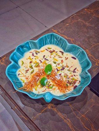 MUZAFFAR ~ Amazing Dessert