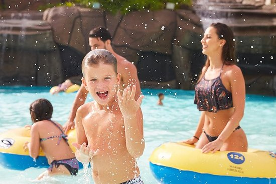 Water Park Ticket - Prive Fun - Caldas Novas