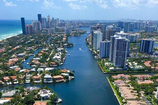Hubschrauberrundflug über Miami