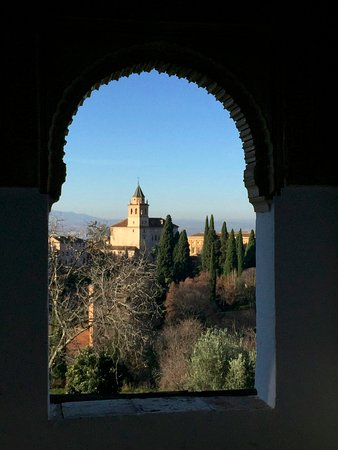Alhambra special guided tour: Alhambra 30 December 2019