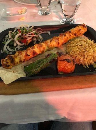 Chicken Minced Kebab
