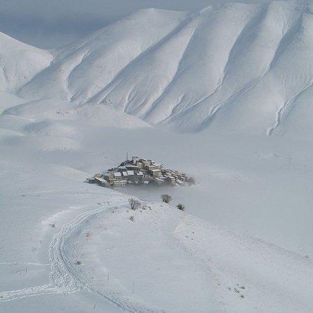 Кастелуччио-ди-Норчия, Италия: Il paradiso in terra