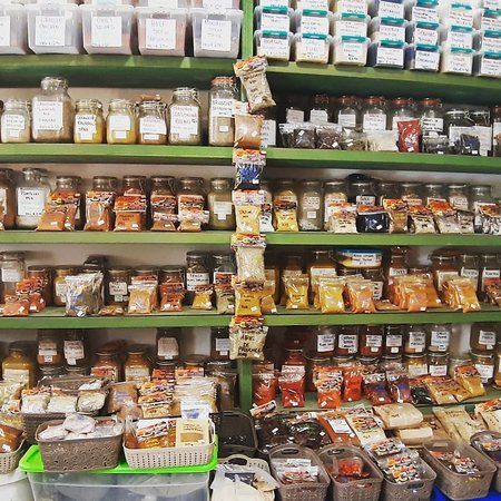Over 150 different homemade spice blends