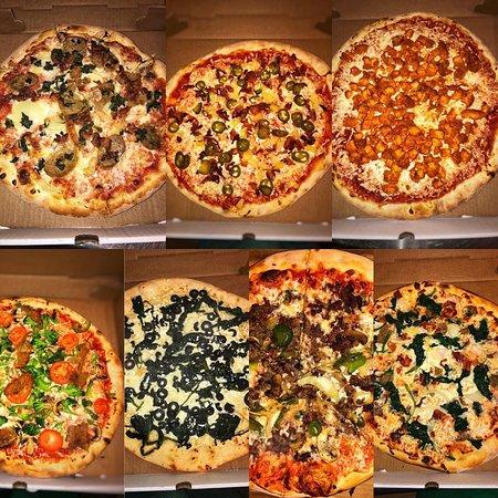 Winchester, MA: Pizzas Pizzas Pizzas
