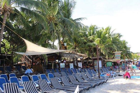 Passe d'une journée à Roatan Beach...