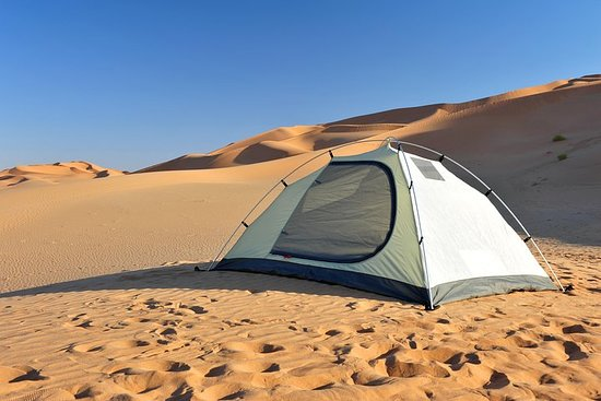 Camping Tour 3 Days Package