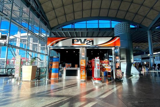 Consigna & Bagagli lasciati / Grupo21 Aeroporto di Alicante - Elche