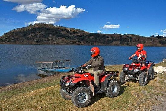 Excursion en VTT à Maras et Moray