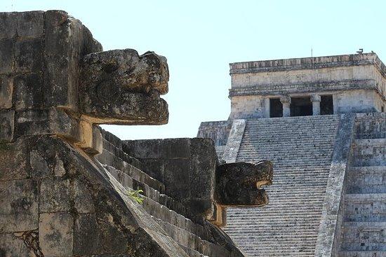 Chichen Itza TOUR PRIVATO completo al 100% flessibile