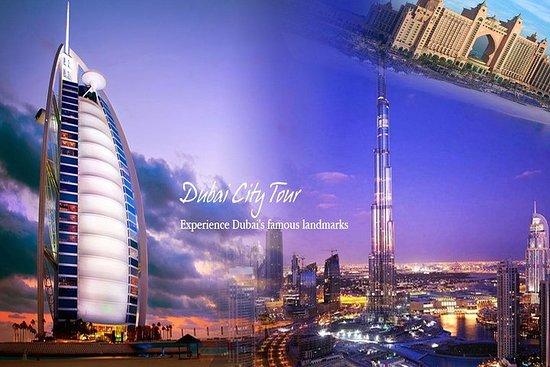 Dubai City Tour + Desert Safari Met ...