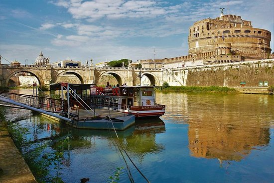 Hop on Hop off 24h Rome River Cruise