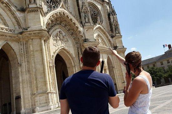 Orléans-tur med lydguide