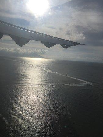 Francúzska Polynézia: Polynésie française Pacifique sud  from above