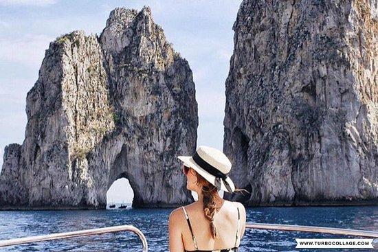 Journée complète - Capri - excursion...