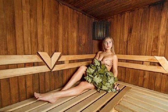 Visitar banyas rusas tradicionales...