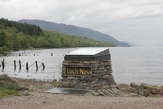 Legendariske Loch Ness Round Tour