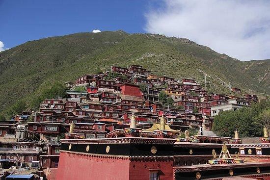 Eastern Tibet Overland, 15 jours (régions tibétaines de Gyalrong et...